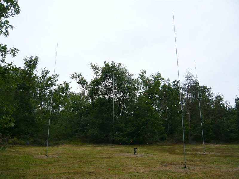 TM0HQ 2014 - 4square 40m CW @ F2DX